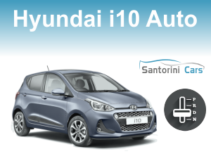 rent a car sanorini i10